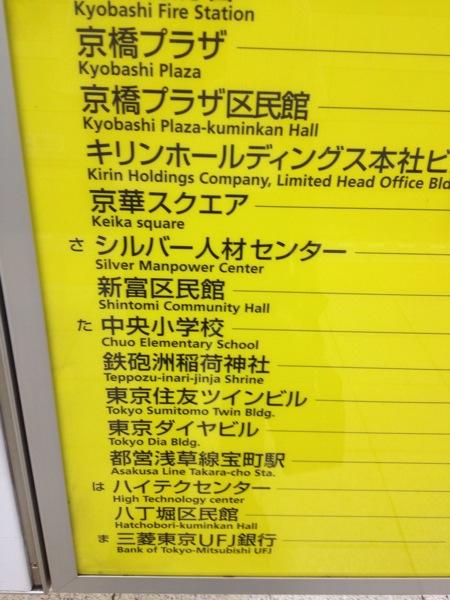 国会が「Kokkai」になっているのを修正するようですが、区民館の表記が「kuminkan hall」と「community hall」になっている|行政書士阿部総合事務所