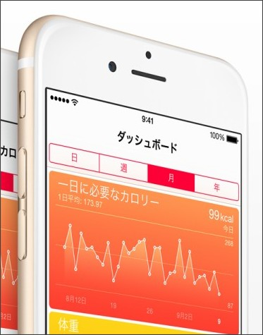 IOS8で登場した「ヘルスケア」アプリ。現時点では何もできないことが分かった|行政書士阿部総合事務所