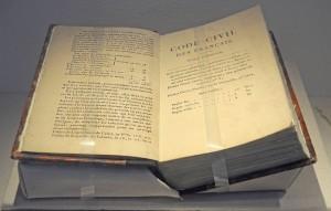 『余の辞書に不可能はない』で有名なナポレオンが作った法典の現物は実在していた!|行政書士阿部総合事務所