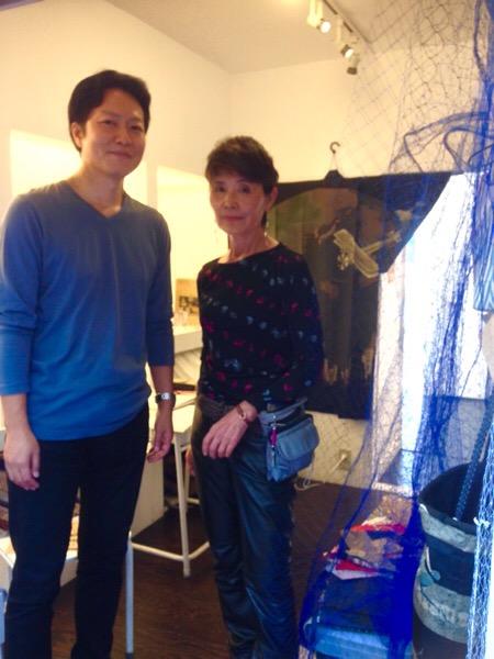 【勝負羽織と勝負襦袢】和久井れい子さんの「着物の遺言と再生の手法展」|行政書士阿部総合事務所