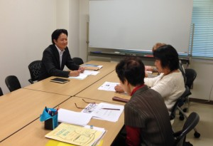 『週末相続ノート塾』第三回を開催しました|行政書士阿部総合事務所