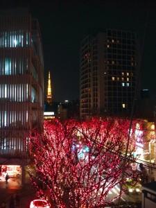 六本木ヒルズのけやき坂のクリスマスイルミネーション!|行政書士阿部総合事務所