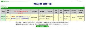 「入札」というと工事だけと思っていませんか?ホームページの運用管理案件が公表されています!|行政書士阿部総合事務所