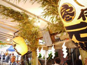 東京都北区のお祭り「お富士さん」に行ってみました