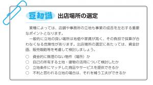 【創業計画書の作り方5】日本政策金融公庫「創業の手引き」から考える「出店場所」の決め方|行政書士阿部総合事務所