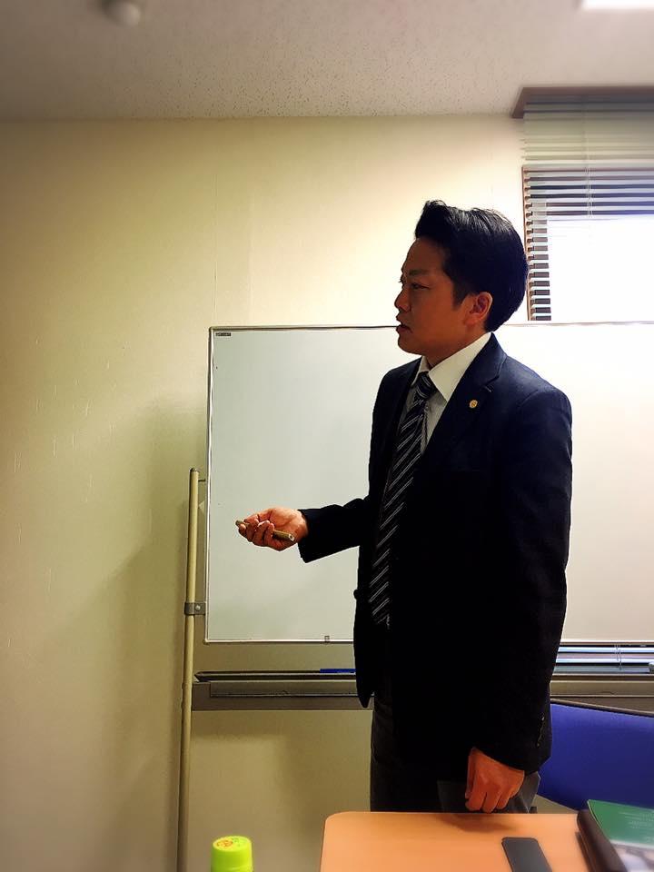 エンディングノートセミナーに登壇しました!|行政書士阿部総合事務所