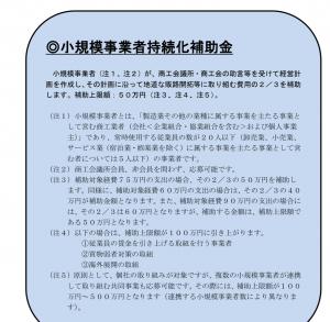 【H29補正小規模事業者持続化補助金公募要領の読み方2】2ページ目|行政書士阿部総合事務所